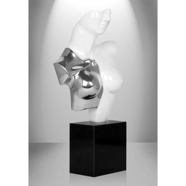 scultura-in-resina-busto-di-amazzone-oro-argento (10)