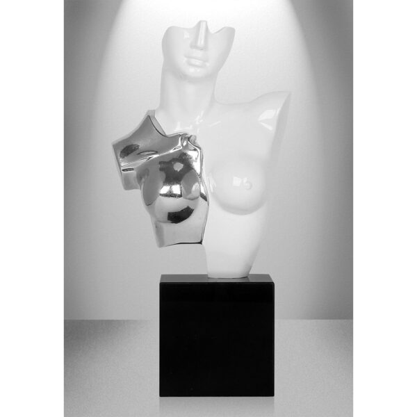 scultura-in-resina-busto-di-amazzone-oro-argento (11)