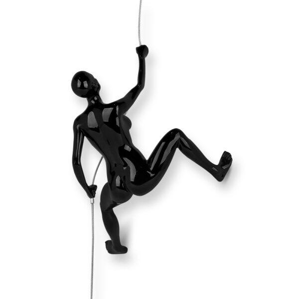 scultura-in-resina-scalatrice-nero-bianco-rosso (3)