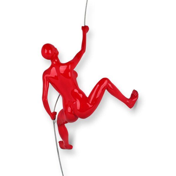 scultura-in-resina-scalatrice-nero-bianco-rosso (8)