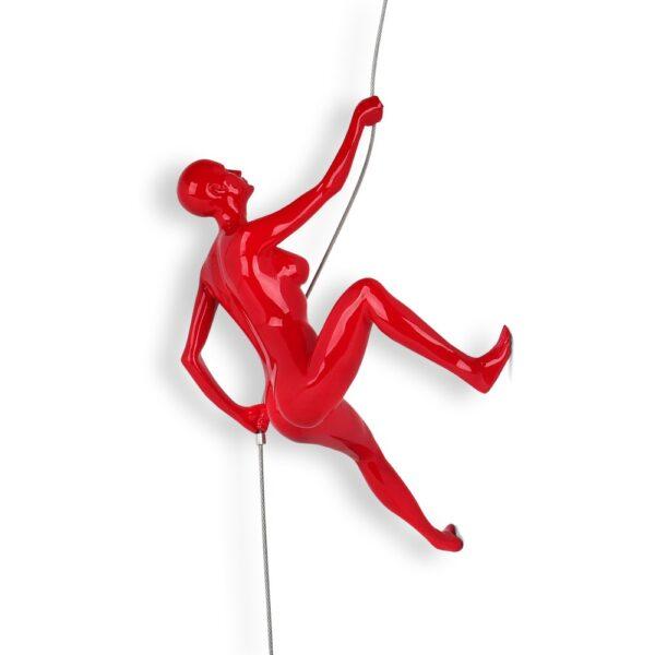 scultura-in-resina-scalatrice-nero-bianco-rosso (9)
