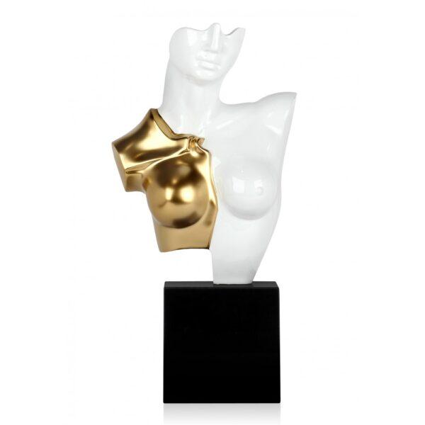 scultura_in_resina_busto_di_amazzone_bianco_oro_marmo_nero (1)