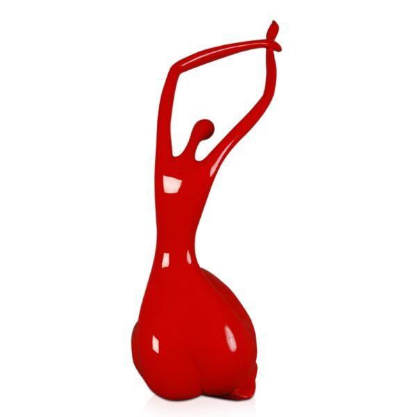 scultura_in_resina_risveglio_senza_base_nero_rosso_bianco (1)