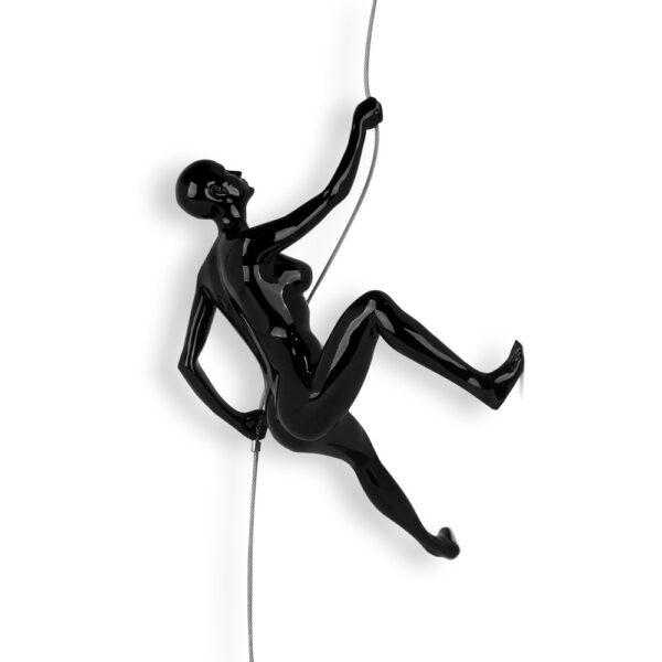 scultura_in_resina_scalatrice_nera (4)