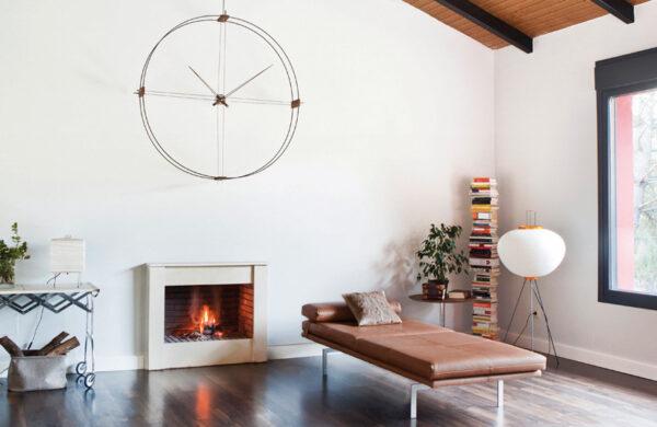 nomon-delmori-orologio-clock-design-fibra-di-vetro-nera-legno-noce (1)
