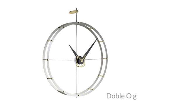 nomon-doble-o-orologio-clock-design-acciaio-legno-noce-legno-wengè-ottone (2)