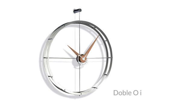 nomon-doble-o-orologio-clock-design-acciaio-legno-noce-legno-wengè-ottone (3)