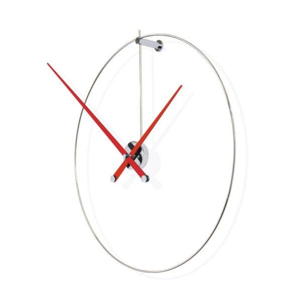 nomon-new-anda-orologio-clock-design-acciaio-nero-rosso-legno-noce (2)