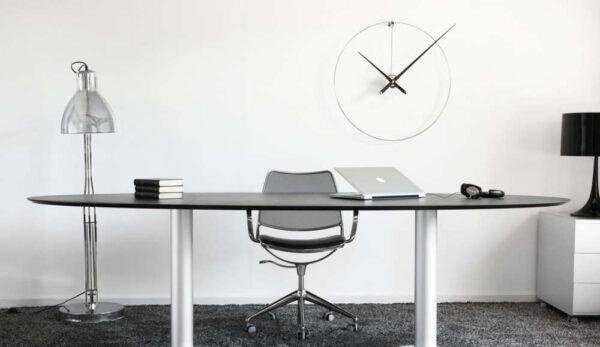 nomon-new-anda-orologio-clock-design-acciaio-nero-rosso-legno-noce (4)