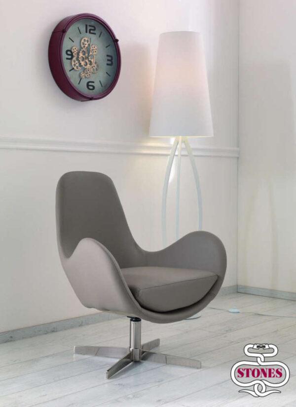 poltrona-poltroncina-armchair-bianco-white-tortora-olga-stones-grigio-ecopelle (7)