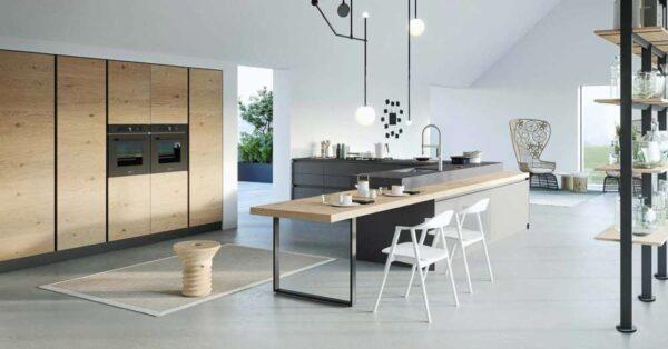design-kitchen-cucina-moderna-modern-style-zone-shop-brunetti-home-evolution-evoluzione-laccata-opaca-lucida-piano-snack-legno-rovere-naturale-bianco-white-wood-luxury-modelli-cantinette- (12)