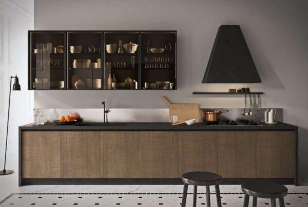design-kitchen-cucina-moderna-modern-style-zone-shop-brunetti-home-evolution-evoluzione-laccata-opaca-lucida-piano-snack-legno-rovere-naturale-bianco-white-wood-luxury-modelli-cantinette- (6)