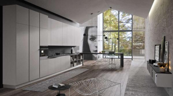 design-kitchen-cucina-moderna-modern-style-zone-shop-brunetti-home-evolution-evoluzione-laccata-opaca-lucida-piano-snack-legno-rovere-naturale-bianco-white-wood-luxury-modelli-cantinette- (8)