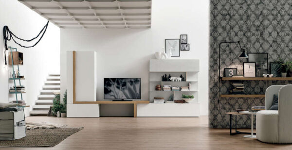 Parete TV Design - Shop Brunetti Home