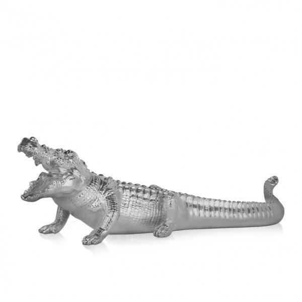 scultura-in-resina-coccodrillo-grande-effetto-sepcchio (5)