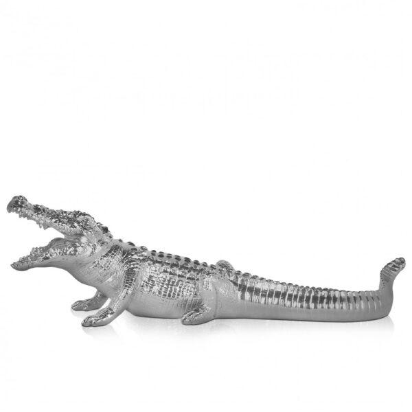 scultura-in-resina-coccodrillo-grande-effetto-sepcchio (7)
