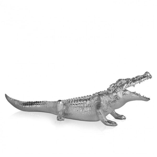 scultura-in-resina-coccodrillo-grande-effetto-sepcchio (8)