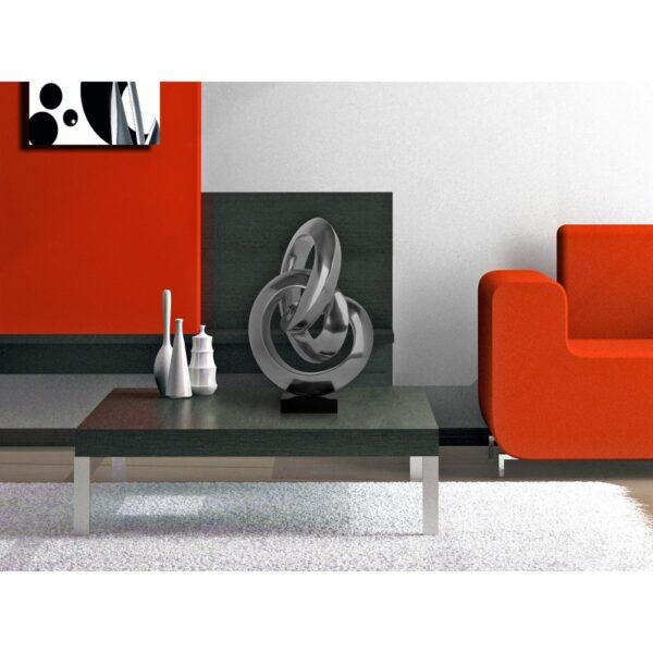scultura_in_resina_effetto_specchio_base_in_marmo (1)