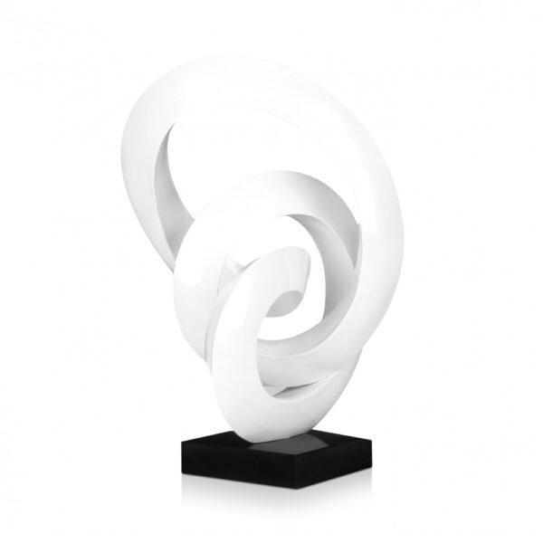 scultura_in_resina_flusso_continuo_piccolo_bianco (4)