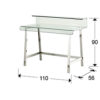 scrivania-table-design-glass-elegance-interior-design-brunetti-home-arredamento-di-interni (2)