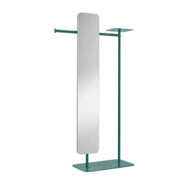 babele-servomuto-in-metallo-verniciato-verde-salvia-con-specchio-modello-l