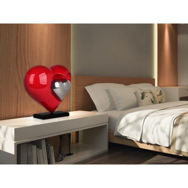 scultura_in_resina_cuori_rosso_argento_base_in_marmo (4)