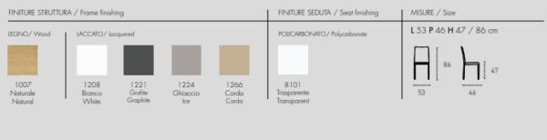 sedia_berlino_target_point_policarbonato_trasparente_struttura_legno_verniciato (1)