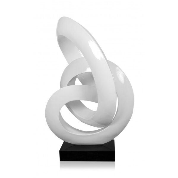 scultura_in_resina_flusso_continuo_base_in_marmo_bianco_effetto_metallo_nero (12)