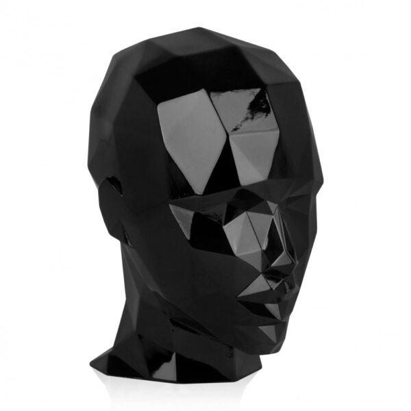 scultura-figurativa-moderna-in-resina-laccata-volto-di-donna-nero-bianco (1)