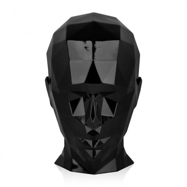 scultura-figurativa-moderna-in-resina-laccata-volto-di-donna-nero-bianco (2)