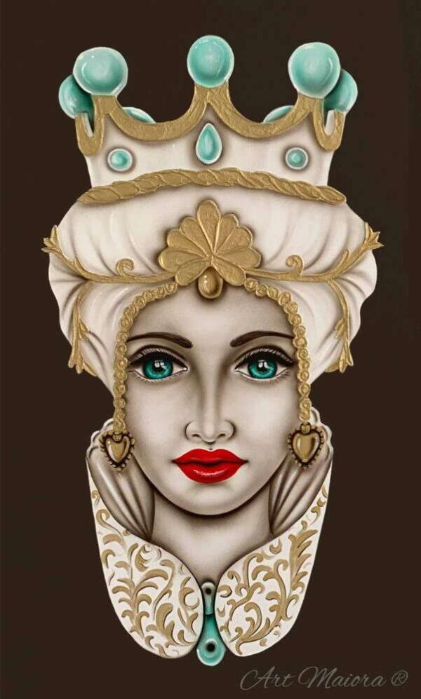 TMCR2_crown verde acqua donna
