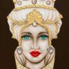 TMCR3_crown oro donna