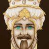TMCR3_crown oro uomo