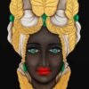TMTR9_moro verde oro donna