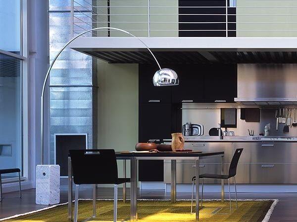 ARCO-Design-floor-lamp-FLOS-marmo-acciaio-inox-alluminio (3)
